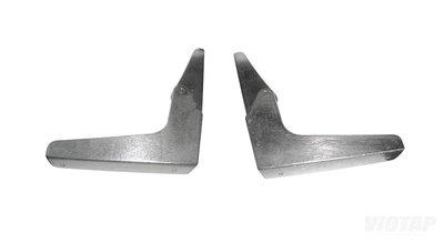 Aluminium scharnier NO.300 per paar.