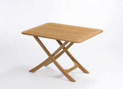 Inklapbare tafel Provence 90x70 cm