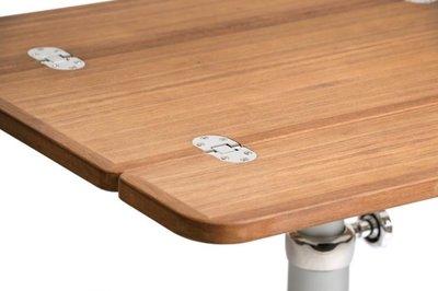 ARC Marine Klapbaar tafelblad teak fineer
